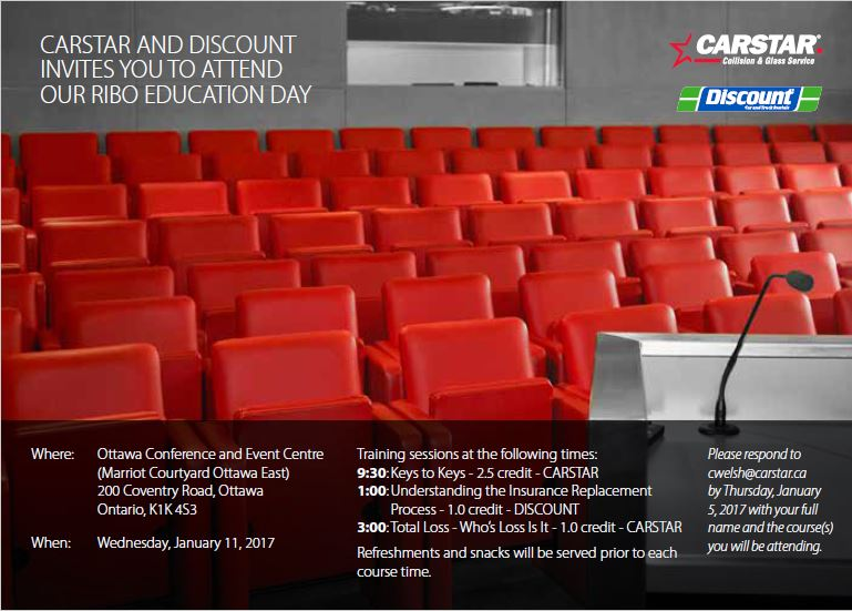 Carstar & Discount Education Day